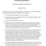 2013 AVMA AGM Minutes